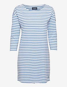 Docksides Sail Dress - vardagsklänningar - blue/white