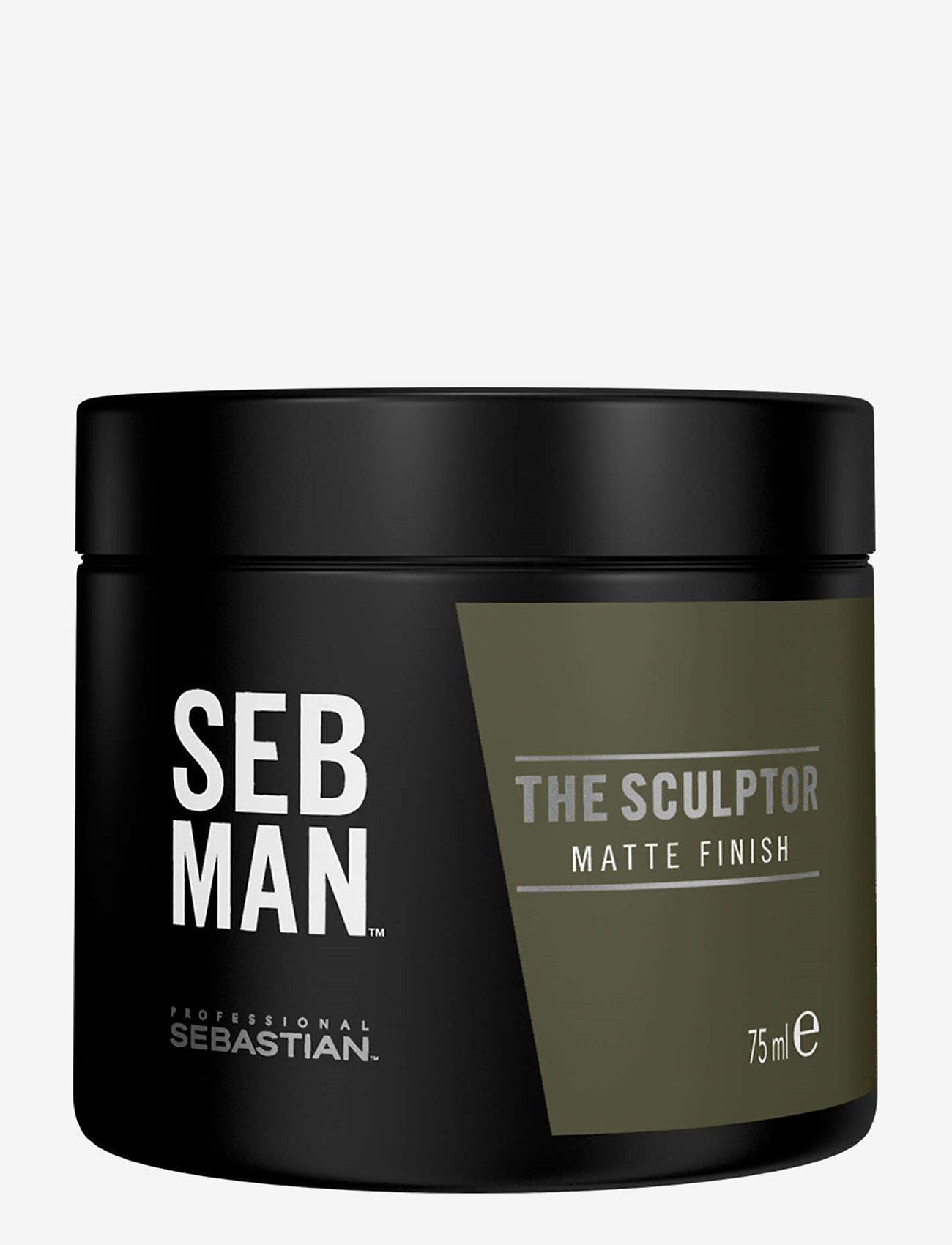 Sebastian Professional - SEB MAN THE SCULPTOR MATTE CLAY - paste - no colour - 0