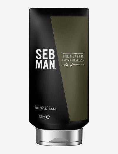 SEB MAN THE PLAYER MEDIUM HOLD GEL - gel - no colour