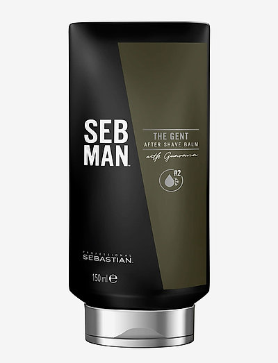 SEB MAN THE GENT AFTER SHAVE BALM - aftershave - no colour