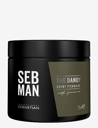 SEB MAN THE DANDY LIGHT HOLD POMADE - pomade - no colour