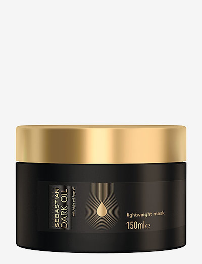 Sebastian Professional Dark Oil Lightweight Mask - hiusnaamiot - no colour