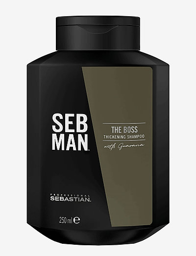 SEB MAN THE BOSS THICKENING SHAMPOO 250ml - shampo - no colour