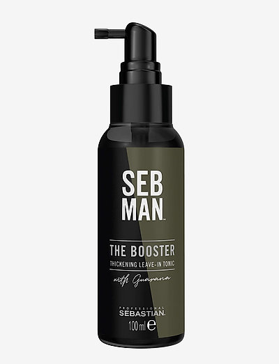 SEB MAN THE BOOSTER THICKENING LEAVE-IN TONIC 100ml - hårkurer - no colour