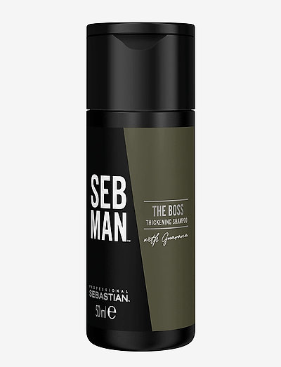 SEB MAN THE BOSS THICKENING SHAMPOO 50ml - shampo - no colour
