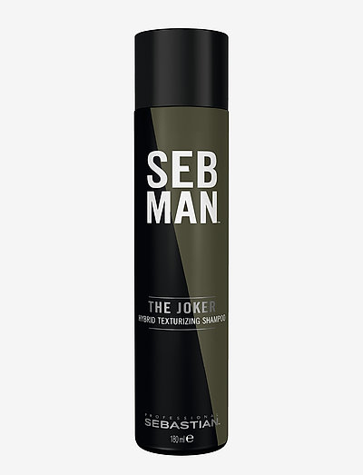 SEB MAN THE JOKER HYBRID 3-in-1 TEXTURIZING SHAMPOO 180ml - shampo - no colour