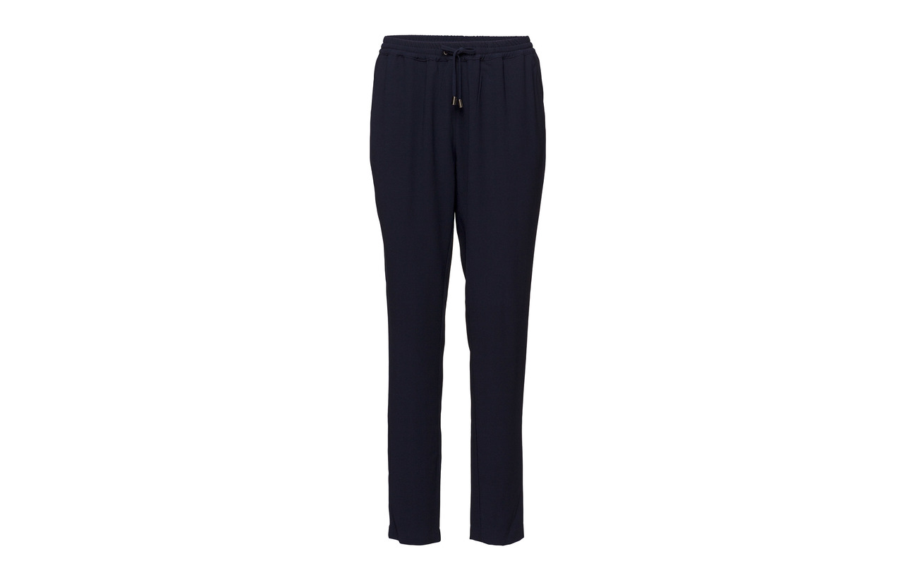 Day Black Second Trousers Female 100 Polyester HPaqpw1