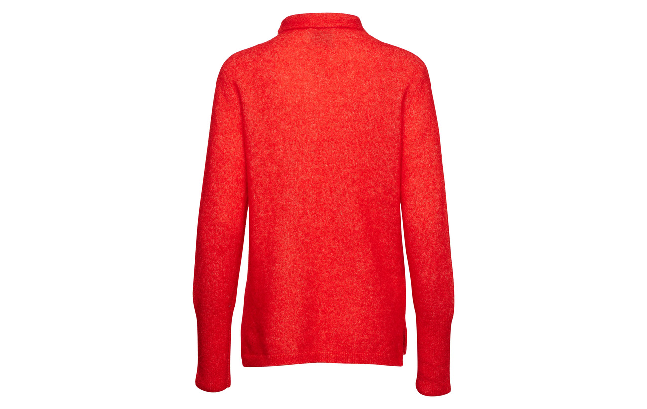 Rose Second Polyamide 27 34 T Elastane Mohair 5 Cameo neck New Knit Female Brook Laine x0B4q0waf