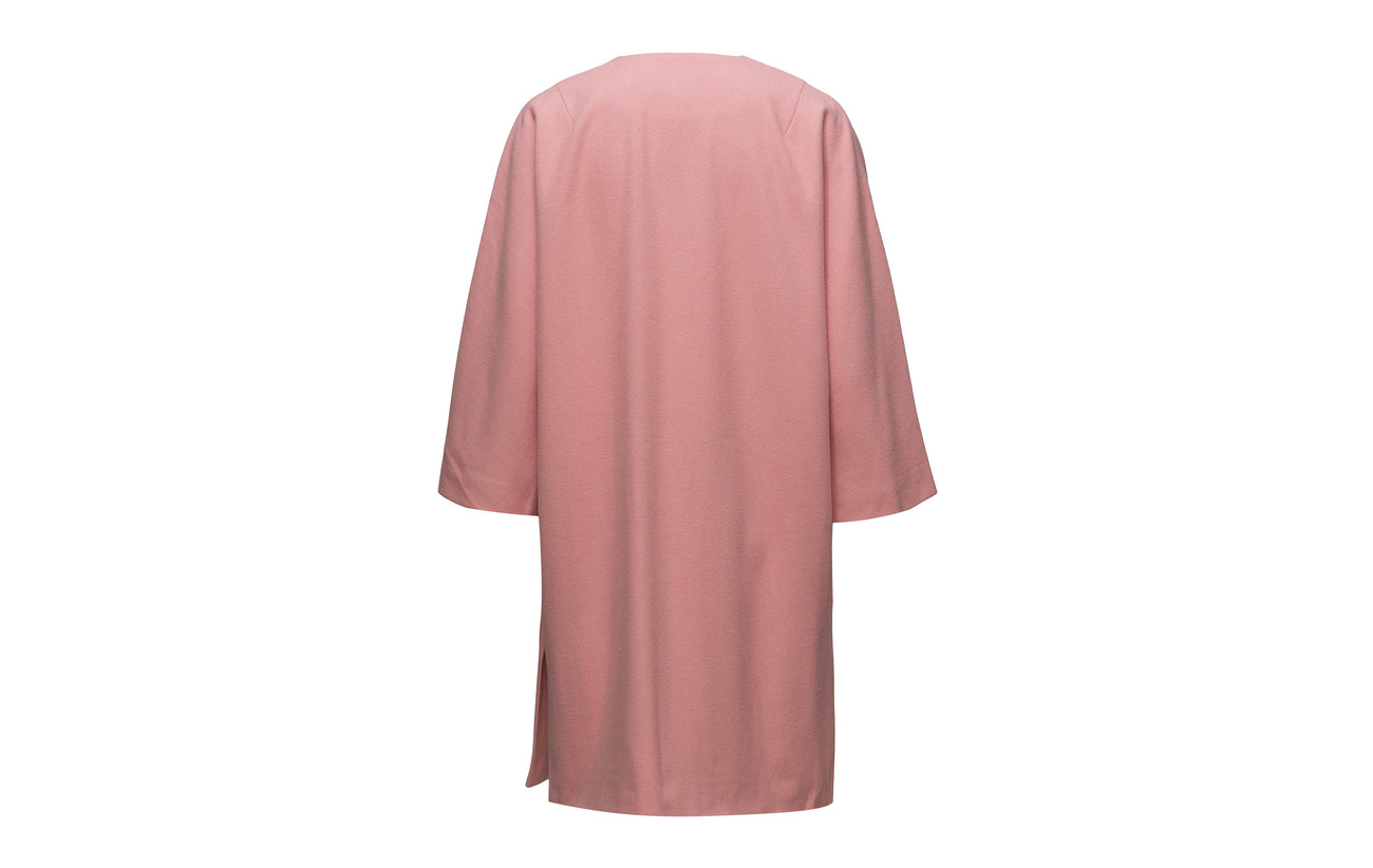 Female Viscose 55 25 Coat Second Polyester 20 Laine Anika Blush dzzwBqx