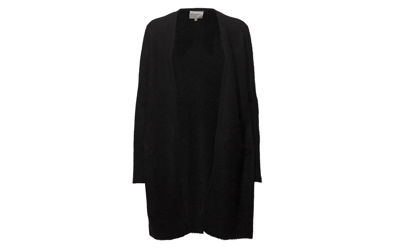 Brook Laine Polyamide 5 Cape Female Mohair 27 Second Elastanee Black Knit Pocket 34 aF855gx