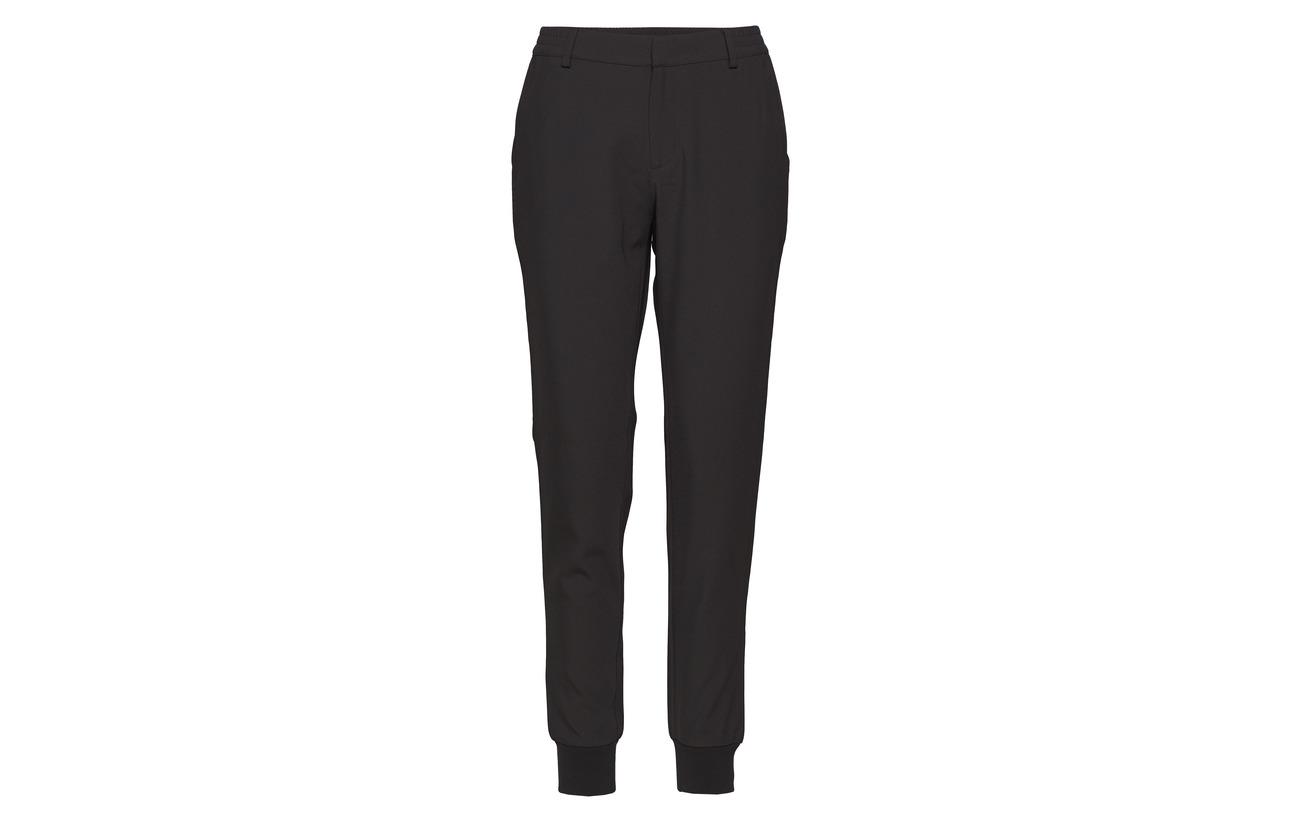 Second Killi 88 Trousers Black Female Elastane Polyester 12 r5paqrnwx