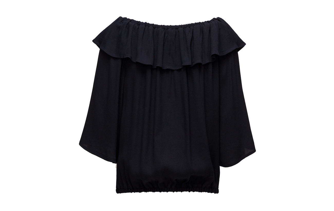 Female Second Viscose Kimmy 100 Top Navy OYdwgqTrd