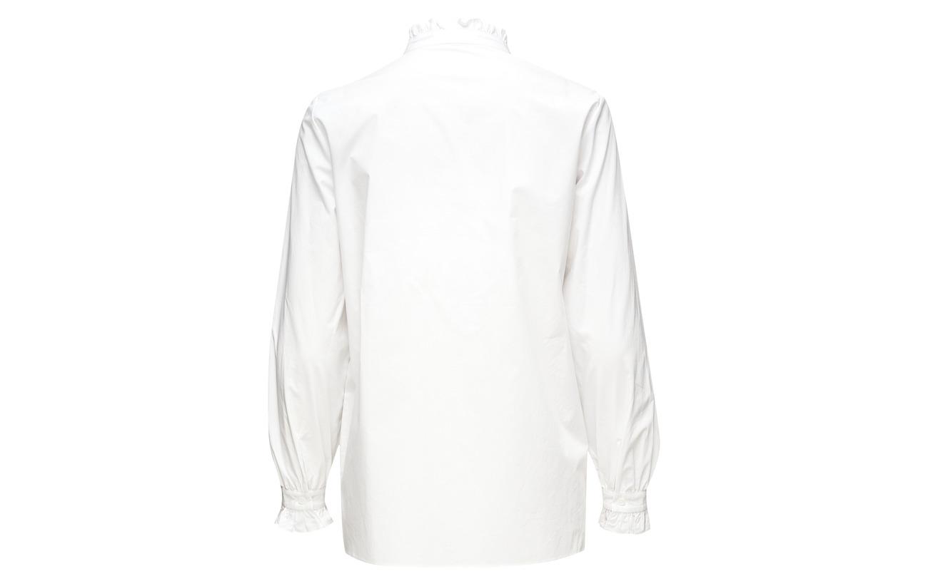 Female Coton 100 Second Aditi White Shirt 7qdngHw