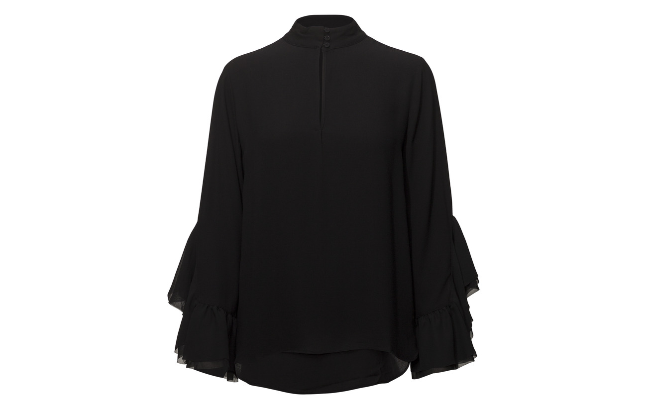 Second Blouse 100 Female Reva Black Viscose xpYYrO8Awq