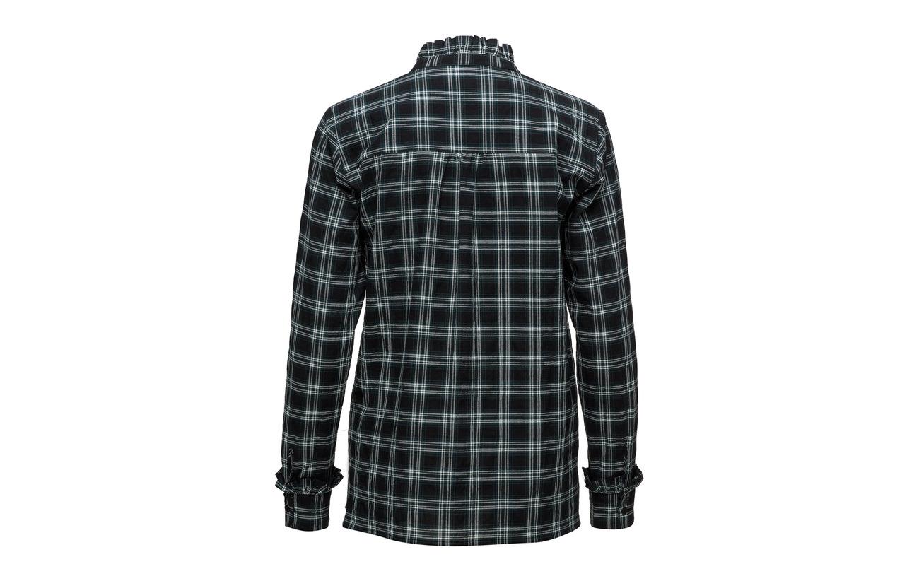 Female Atlantic Shirt Fen Coton Second Deep 100 P6vfxq7ppw