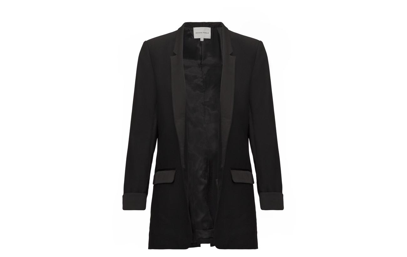 48 52 Blazer 100 Female Baylor Black Viskose Polyester Second Polyester Ew8Y6qxx