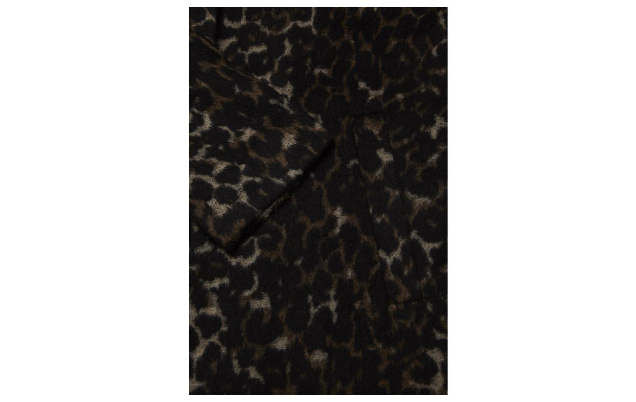 90 Color Laine Artwork 10 48 Coat Viskose Second 52 Haily Black Polyester Female w4nIOxqfpY