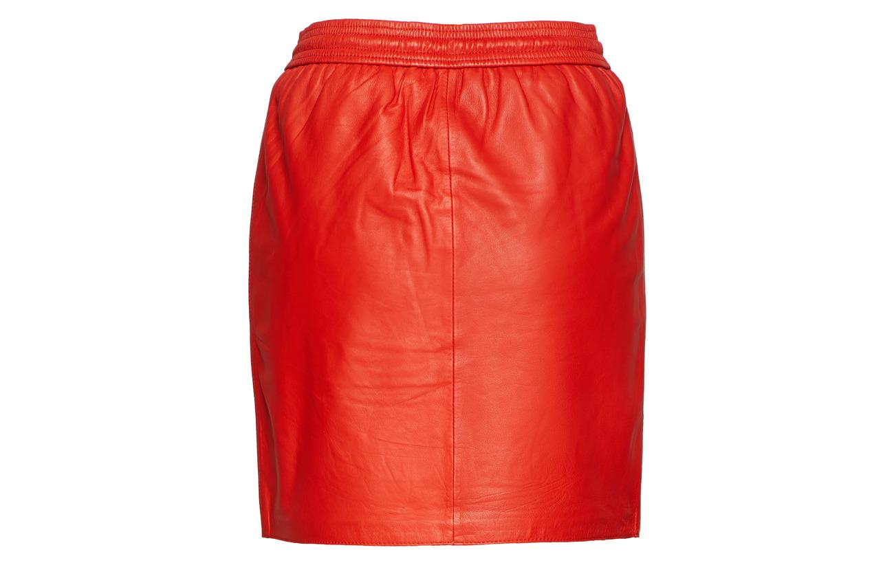 Mouton Valiant 100 Polyester Leather Peau Female Poppy Ivana Skirt Second De pqgwzxn