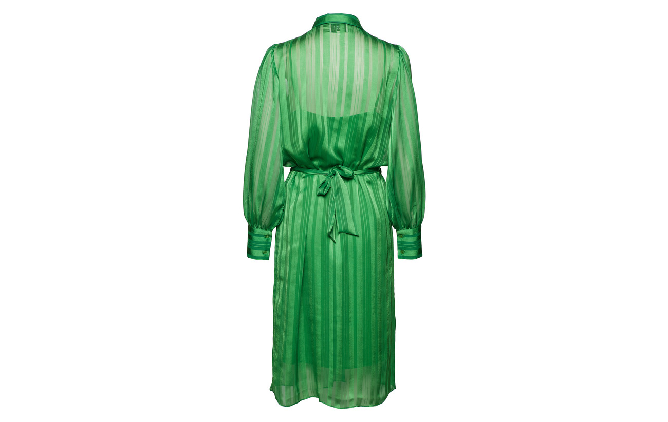 Second Elastane Medium Green Telinna Female 92 100 Dress Polyester 8 BrwaBzqx