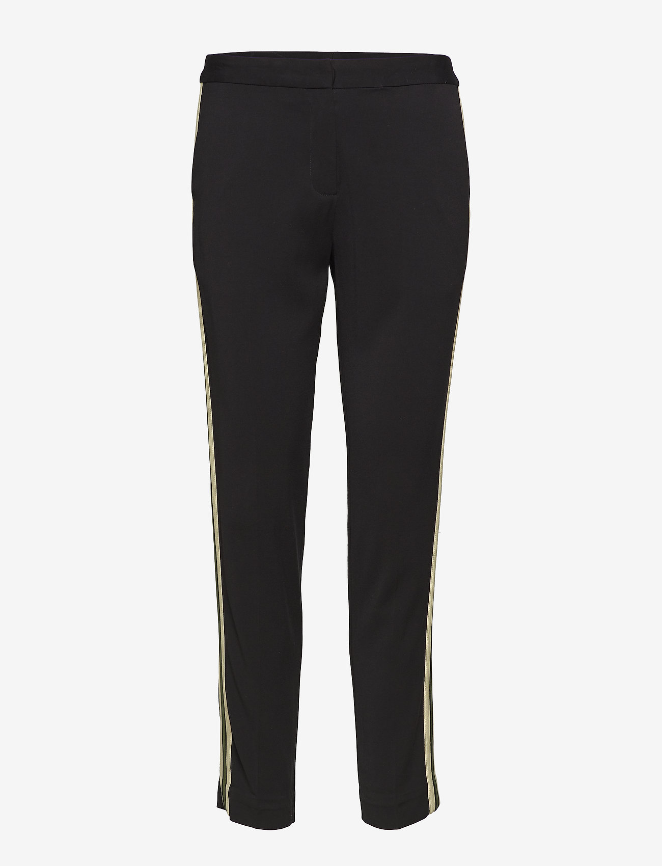 Second Female - Arianne Trousers - pantalons slim fit - black