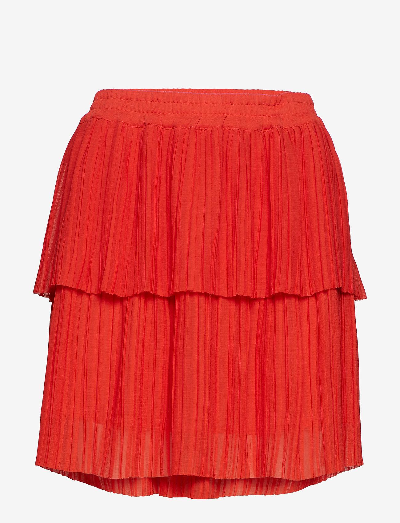 Second Female - Rik Skirt - short skirts - valiant poppy