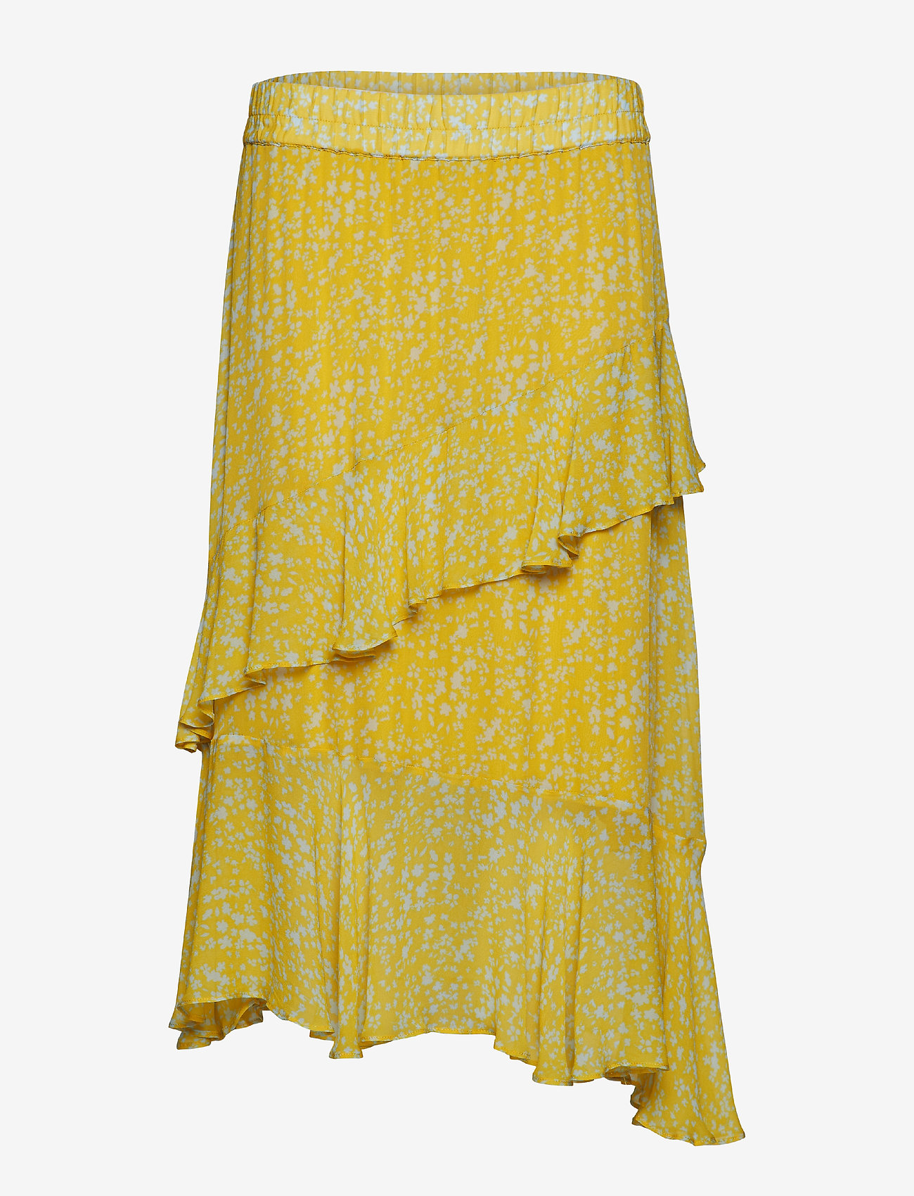 Second Female - Olivia Skirt - midi skirts - sunshine