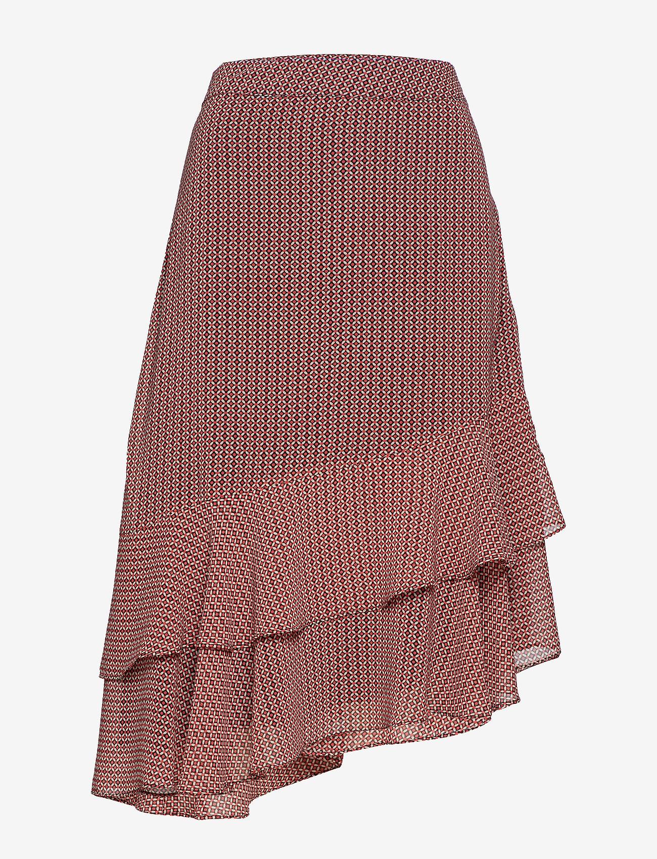 Second Female - Leen Skirt - midi skirts - valiant poppy