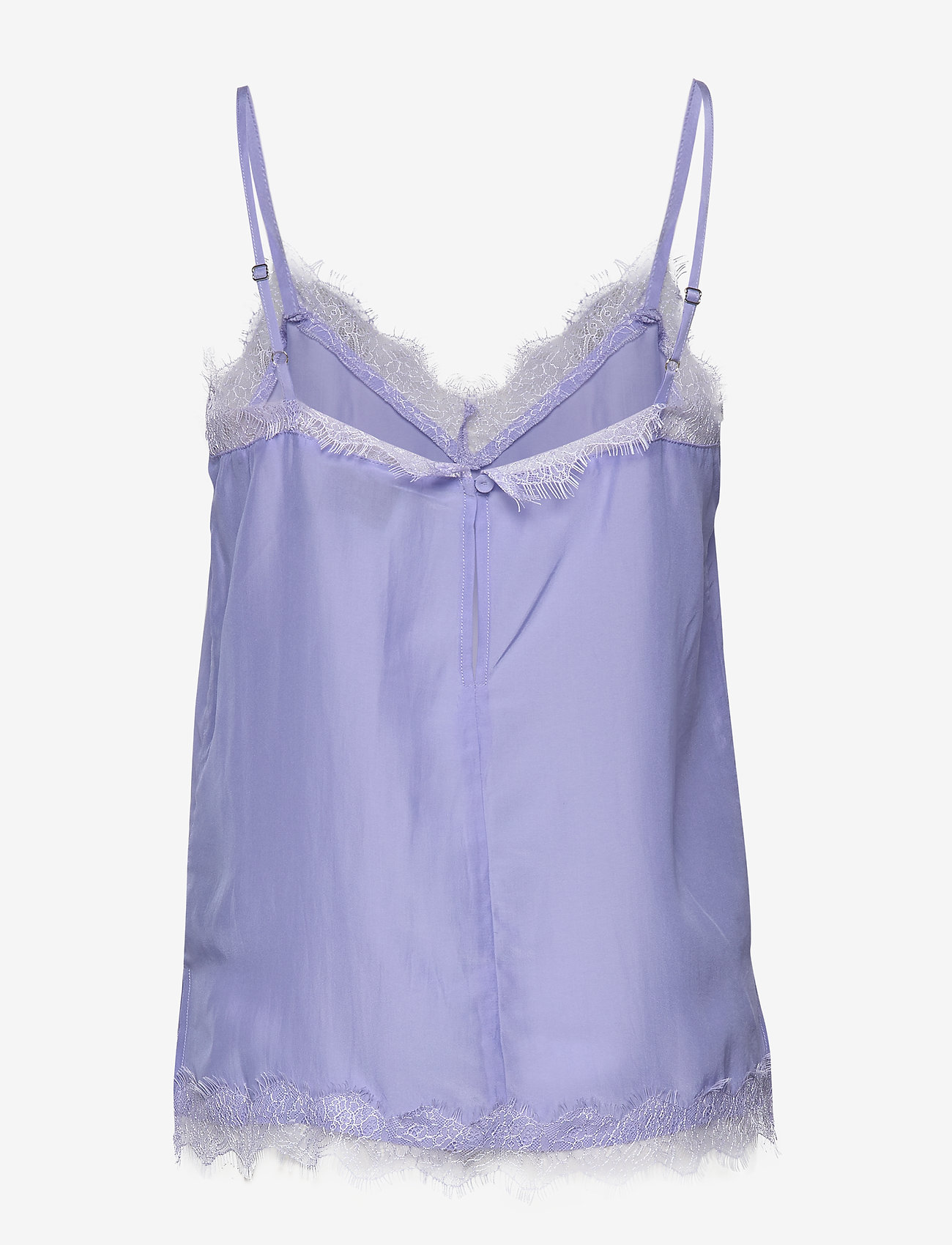 Second Female - Macy Strap Top - sleeveless blouses - pale iris