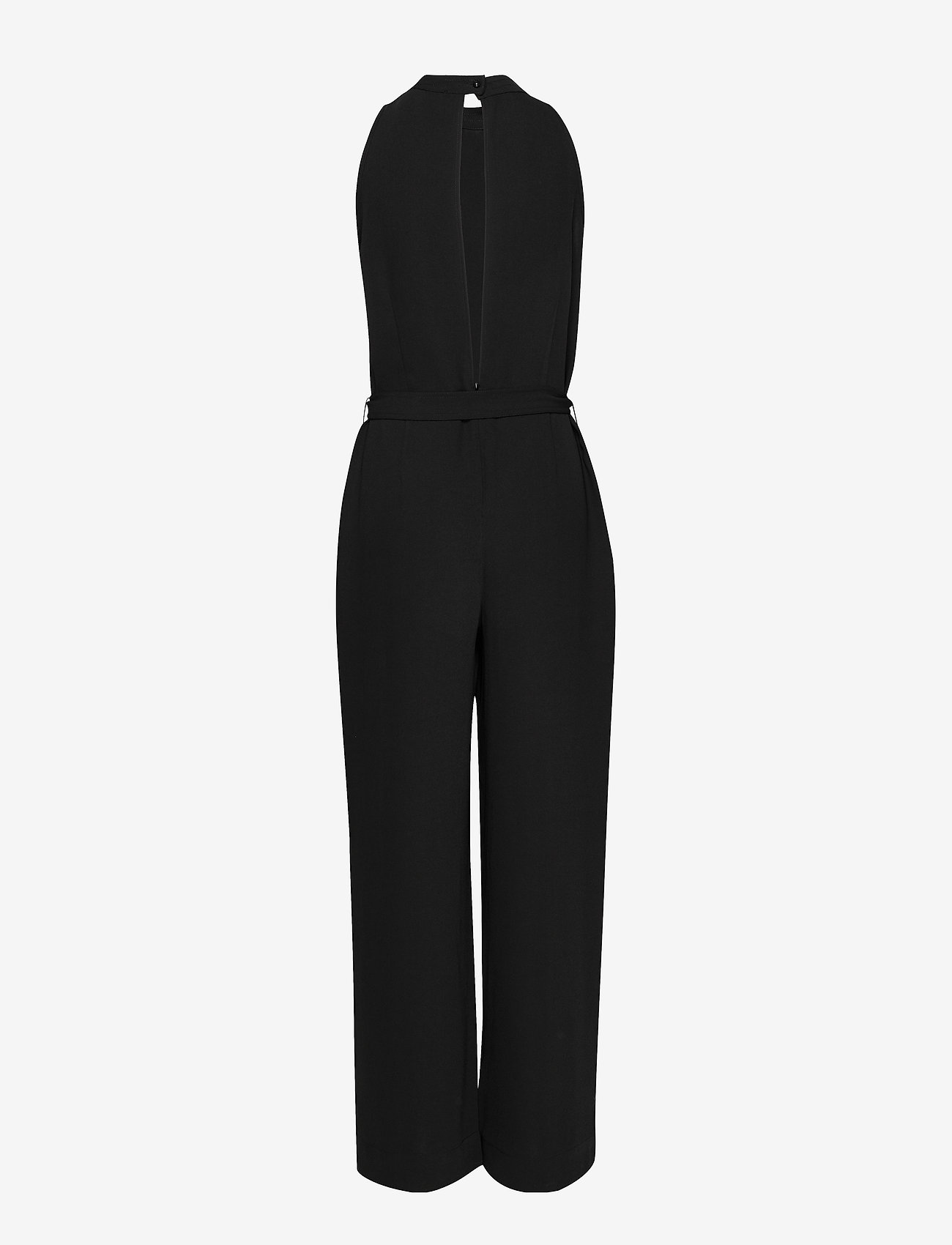 Second Female - Hannah Jumpsuit - buksedragter - black - 1