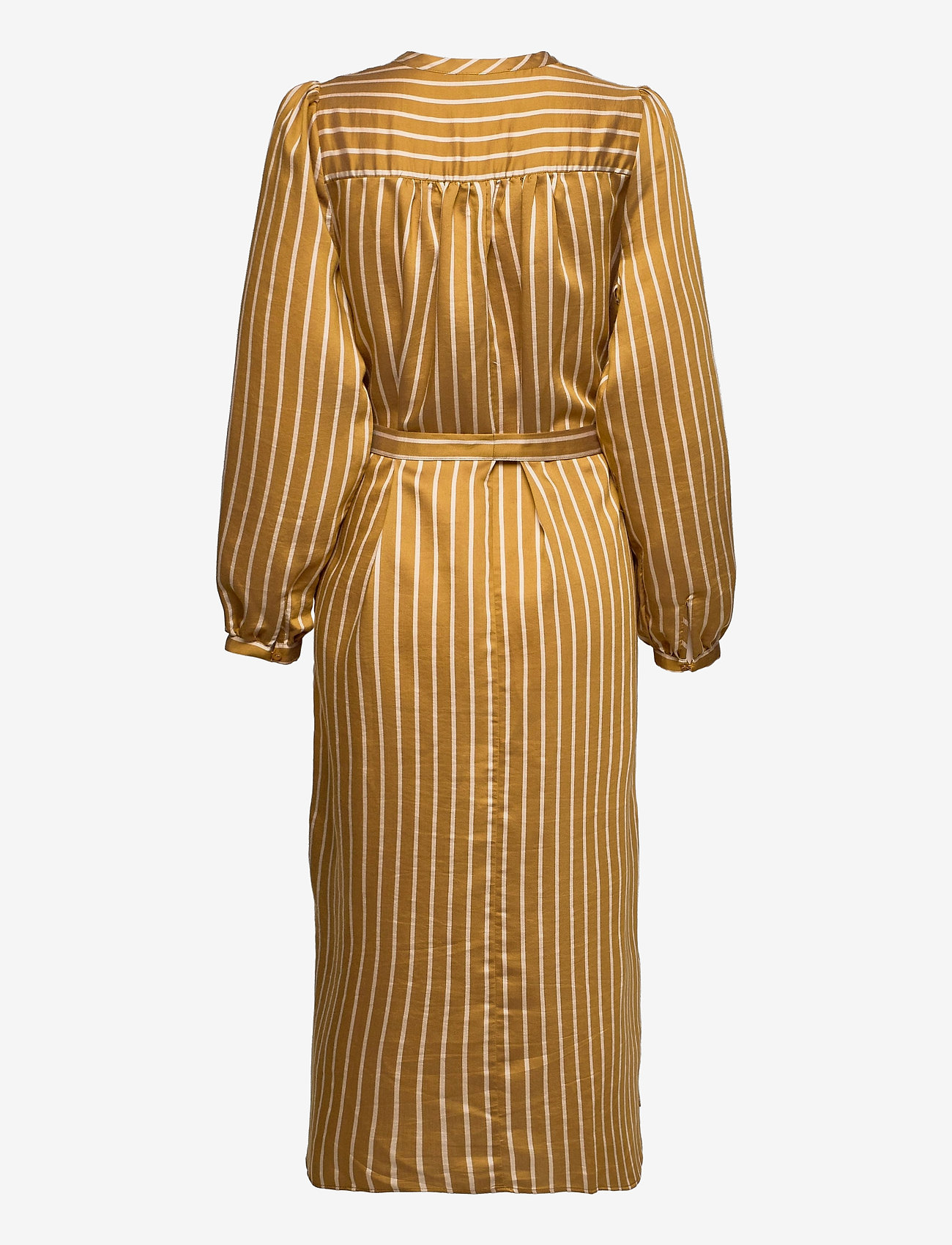 Second Female - Diana Dress - sommarklänningar - golden brown - 1