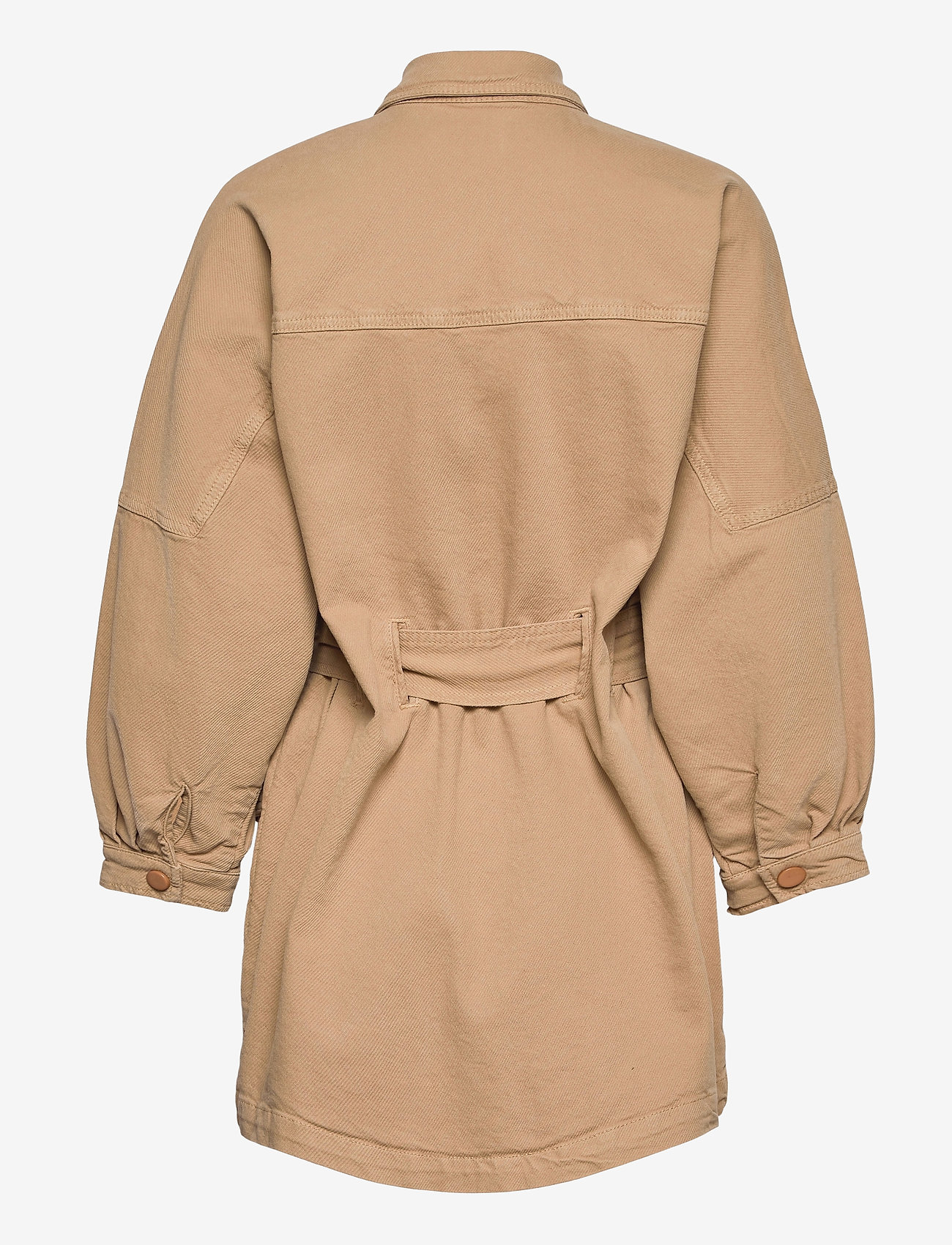 Second Female - Ariana LS Coat - utilityjackor - iced coffee - 1