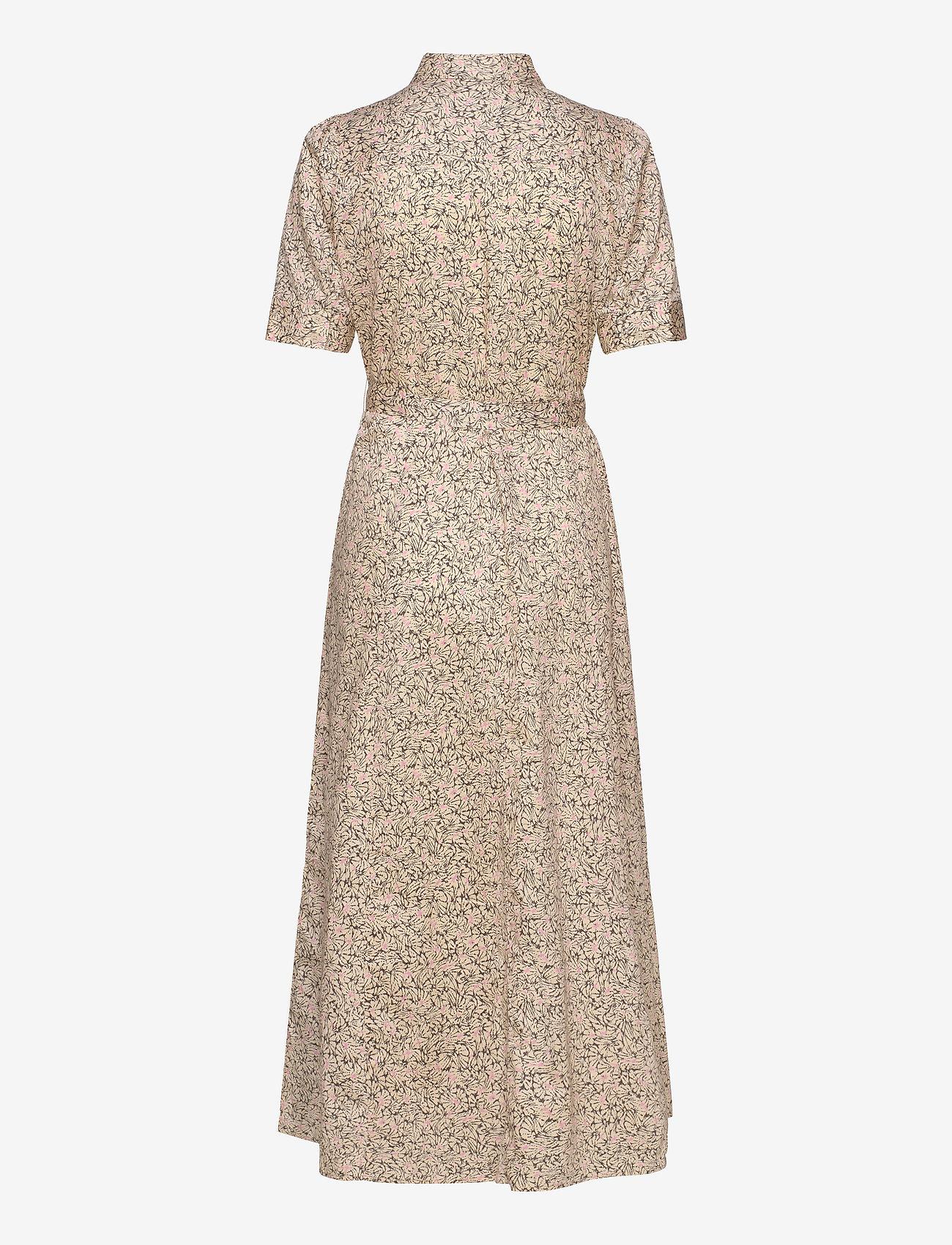 Second Female - Wing Maxi Dress - sommarklänningar - macadamia - 1