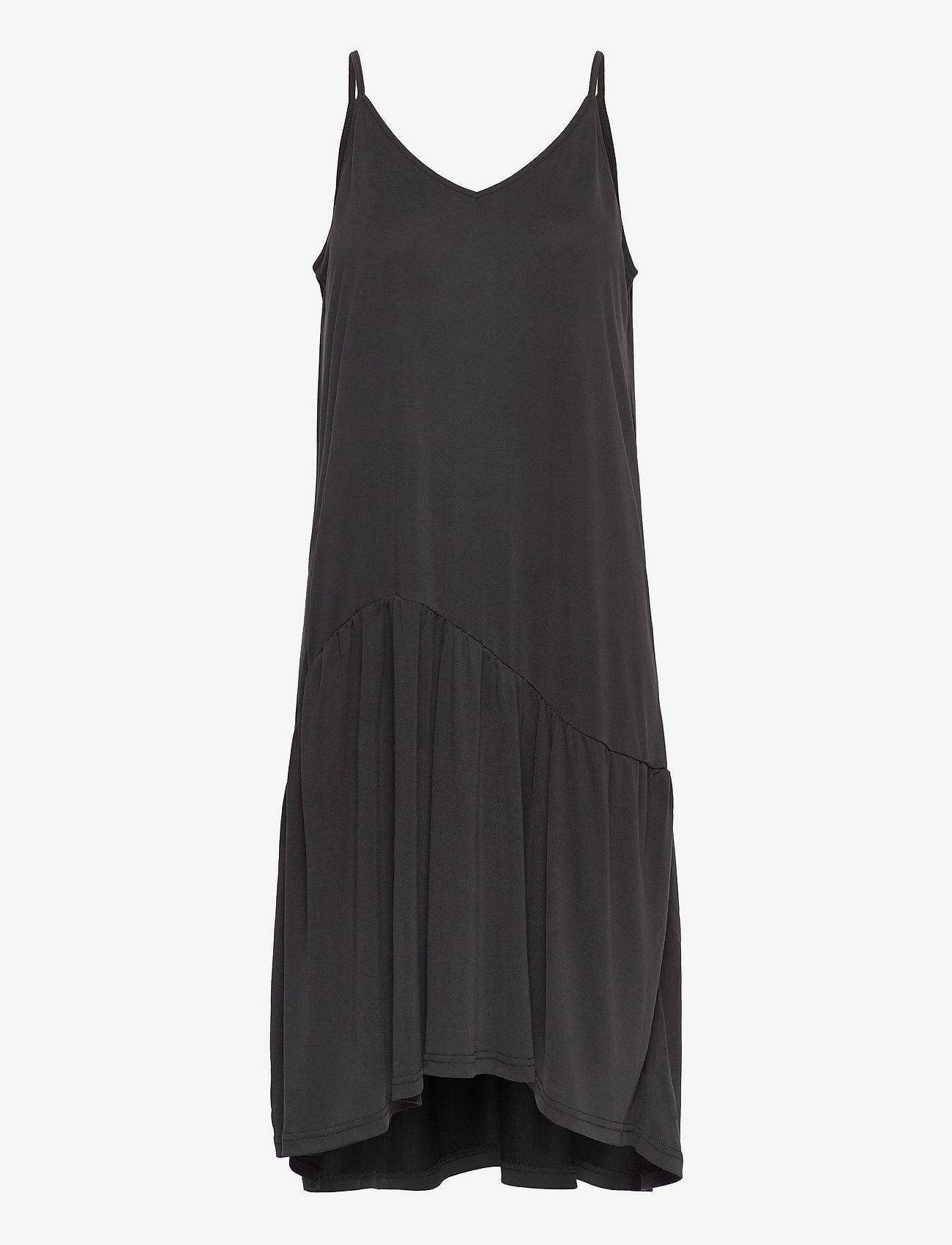 Second Female - Rayes New Dress - midi kjoler - black beauty
