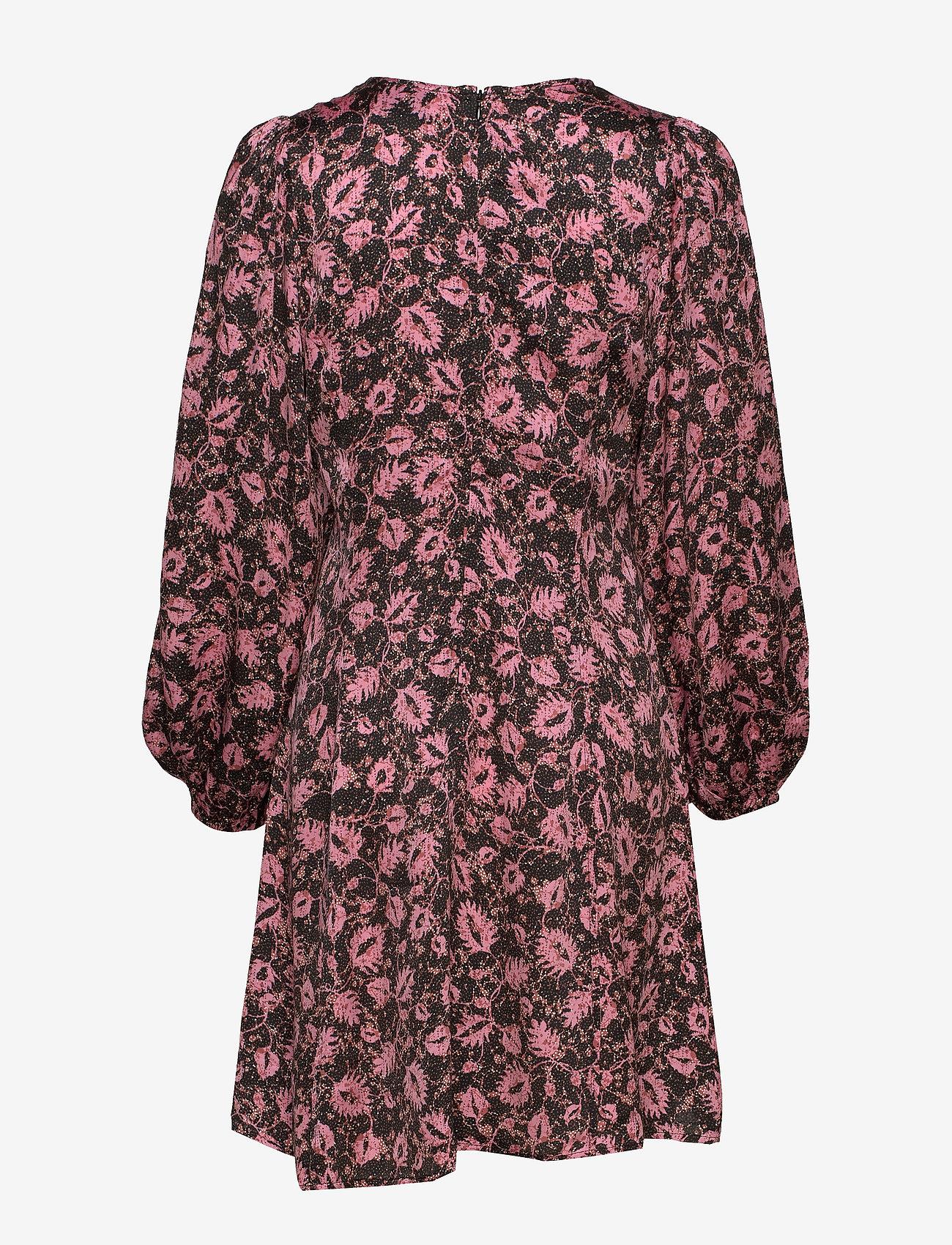 Neomito Ls Dress (Black Beauty) (674.25 kr) - Second Female 8AH7Q3Nc