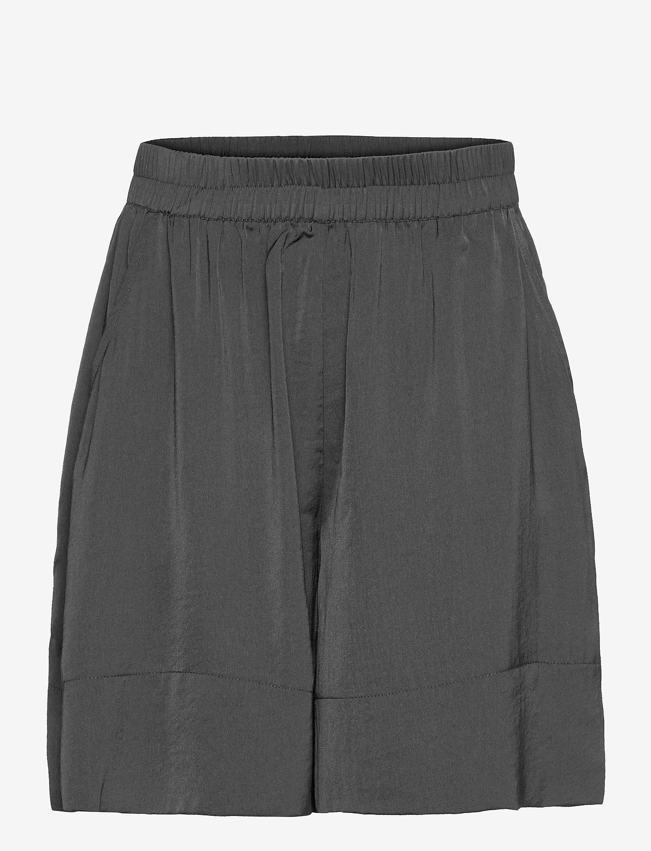 Second Female - Minga Shorts - casual shorts - black - 0