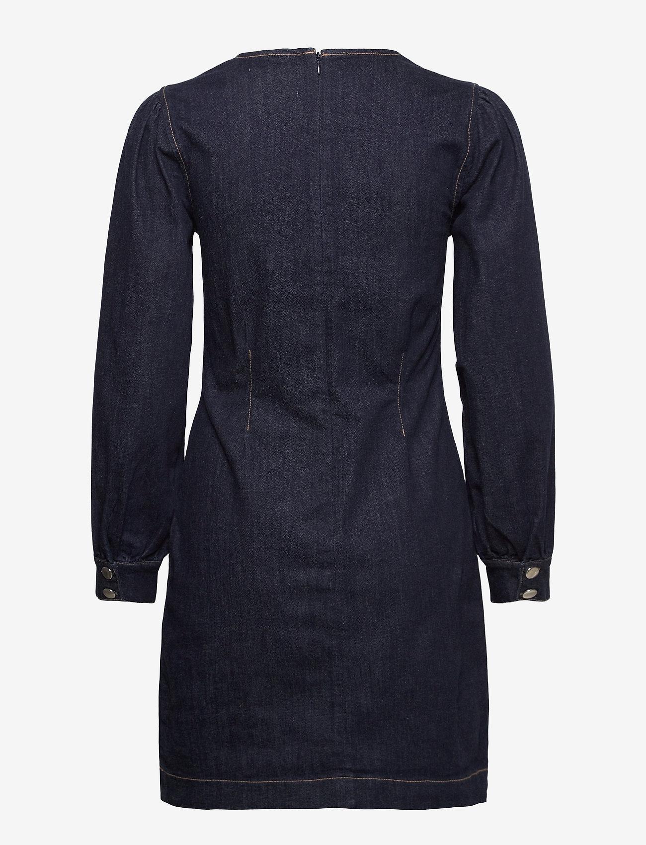 Antoinet Dress (Dark Blue Denim) (125 €) - Second Female CBstP