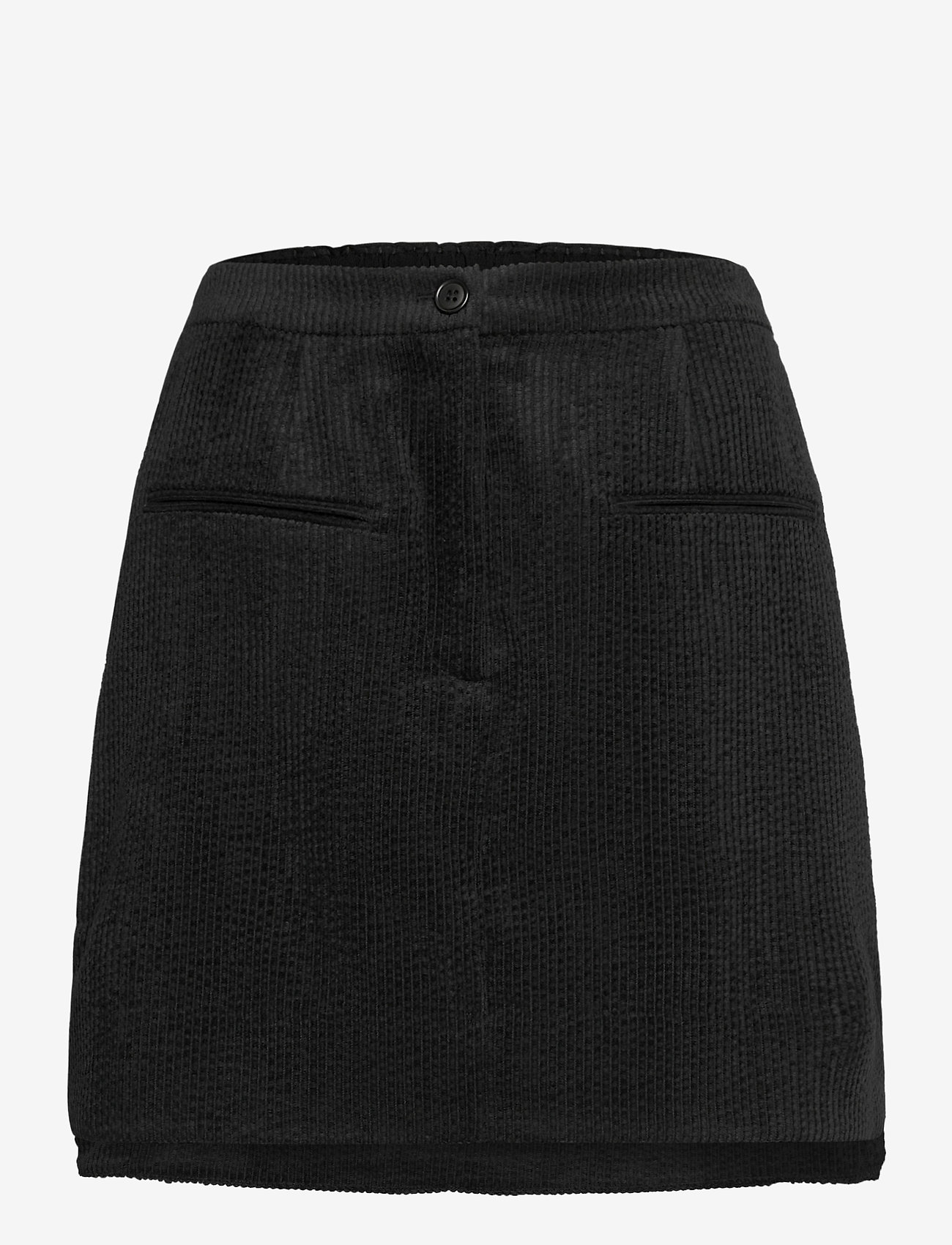 Second Female - Boyas New Skirt - korte nederdele - black - 1