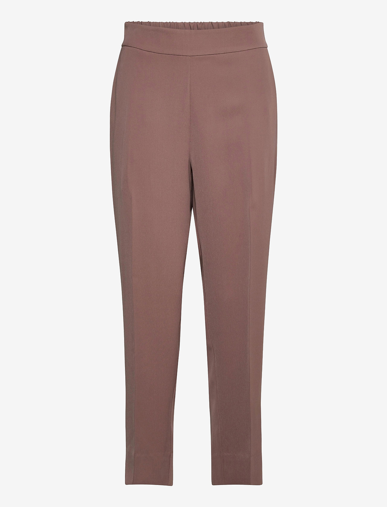 Second Female - Garbo Trousers - raka byxor - peppercorn - 0