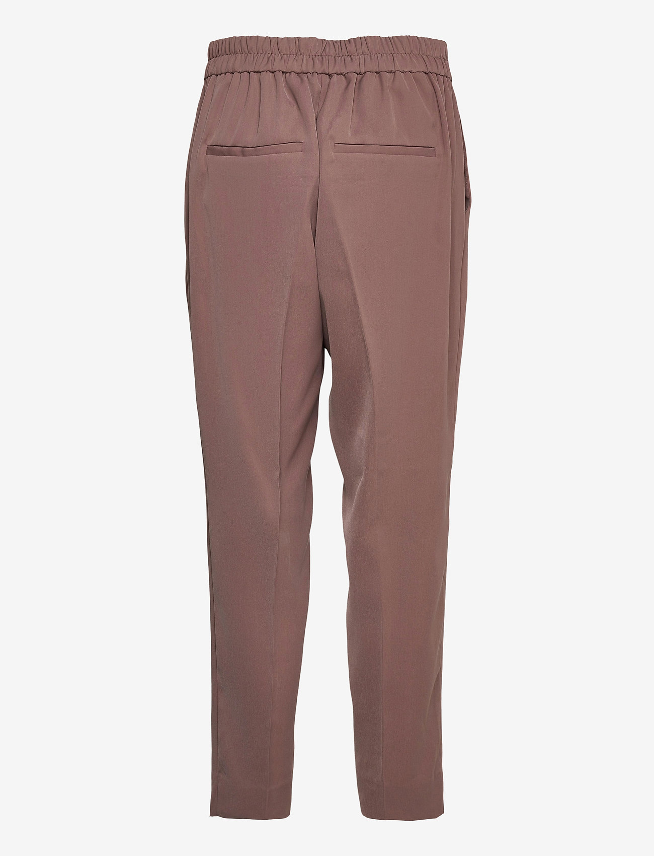 Second Female - Garbo Trousers - raka byxor - peppercorn - 1