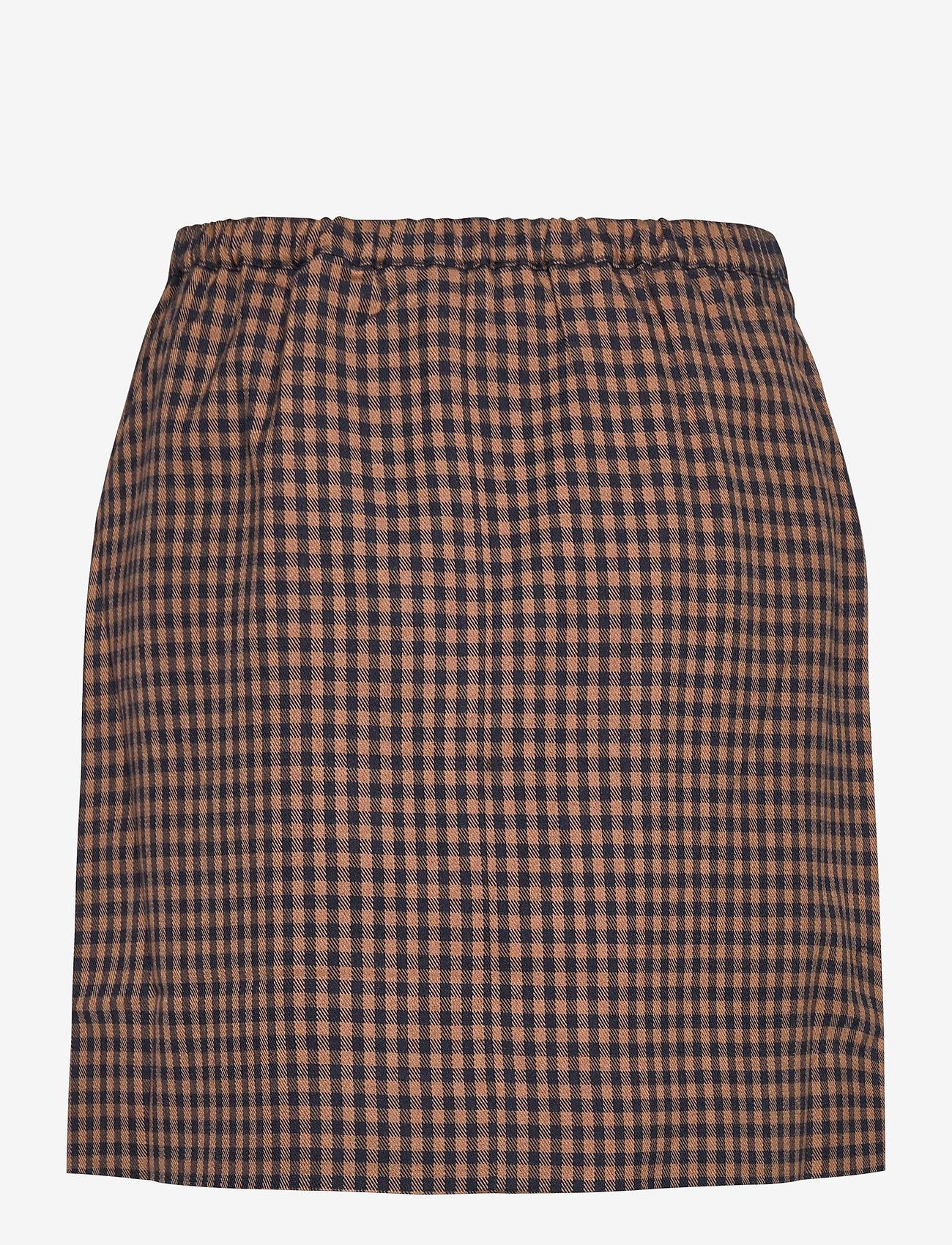 Second Female - Branley Skirt - korta kjolar - black - 1