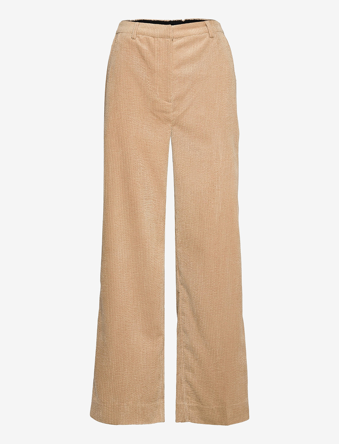 Second Female - Boyas Classic Trousers - vida byxor - humus - 1