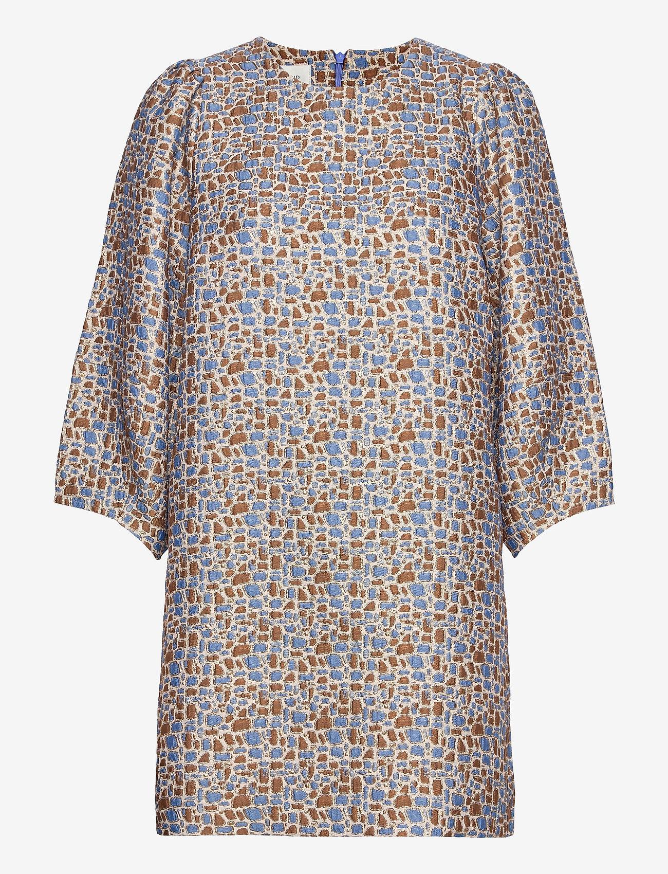 Second Female - Harriet Dress - vardagsklänningar - blue bonnet - 1