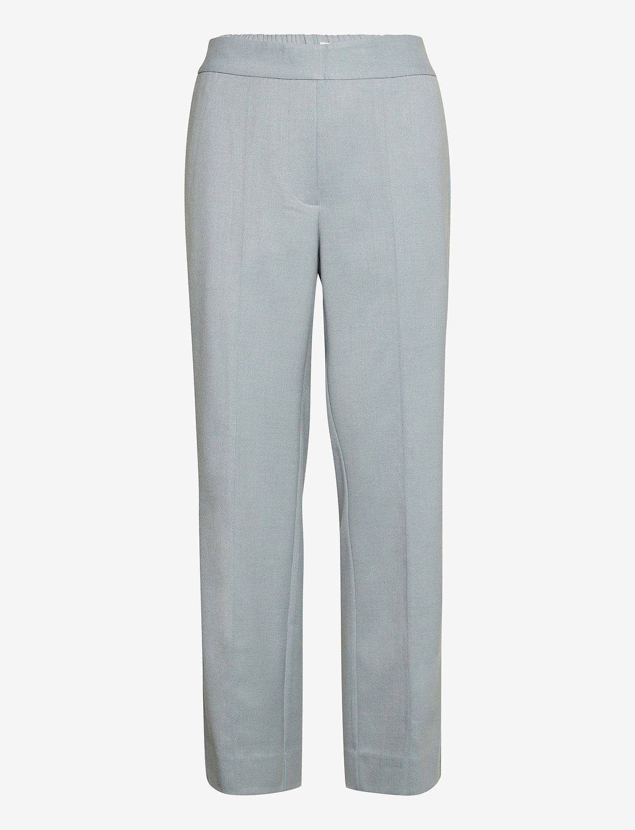 Second Female - Siana Trousers - bukser med brede ben - blue shadow - 0