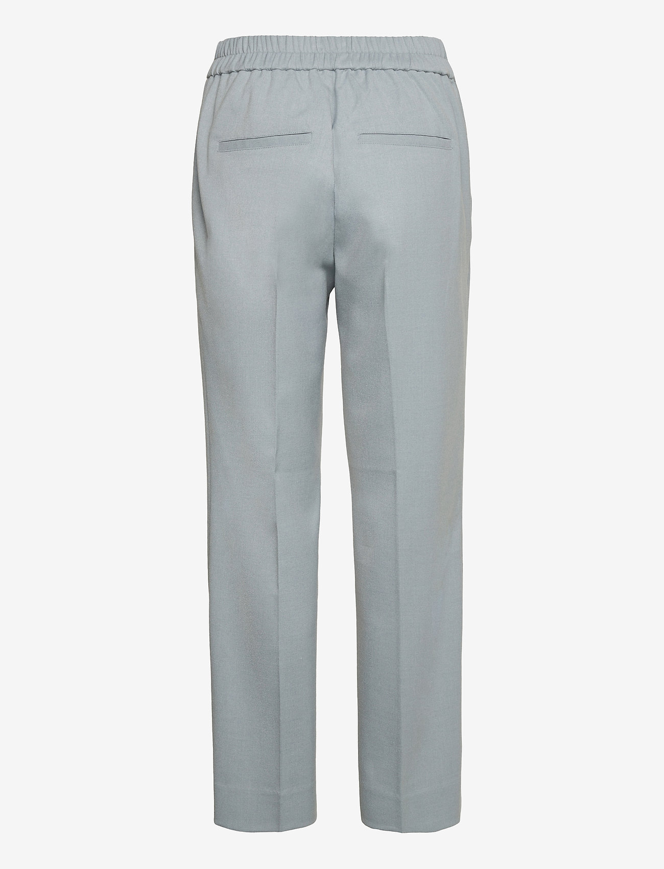 Second Female - Siana Trousers - bukser med brede ben - blue shadow - 1
