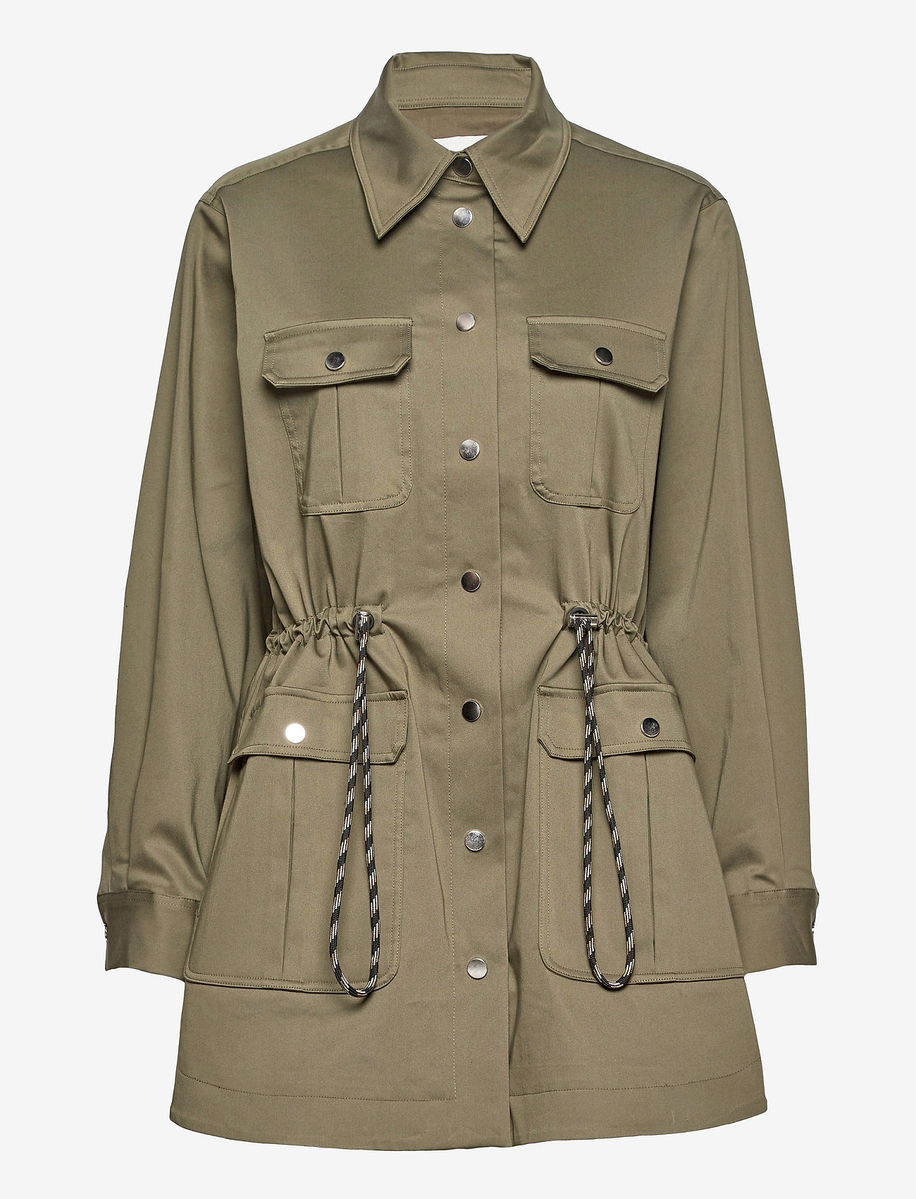 Second Female - Isabella Jacket - utility jassen - olive night - 1