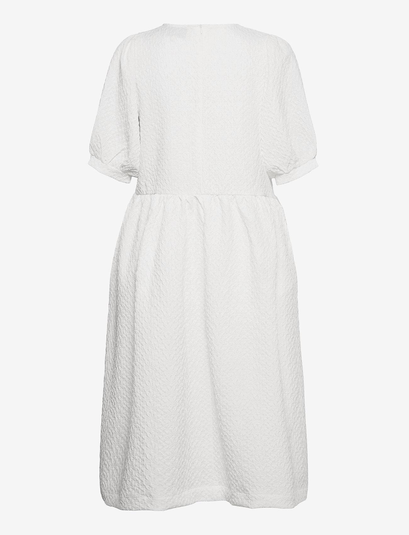 Second Female - Leah Dress - sommarklänningar - white - 1