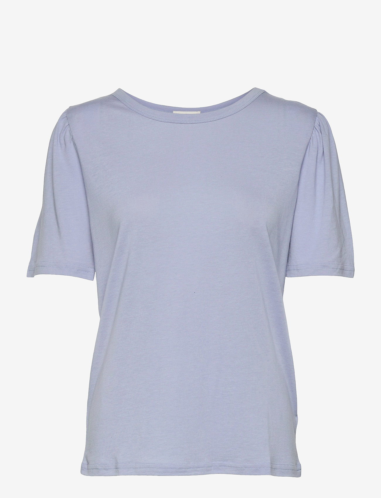 Second Female - Dorph Tee - t-shirts - brunnera blue - 0