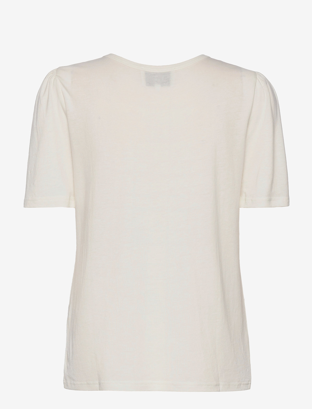 Second Female - Dorph Tee - t-shirts - off white - 1
