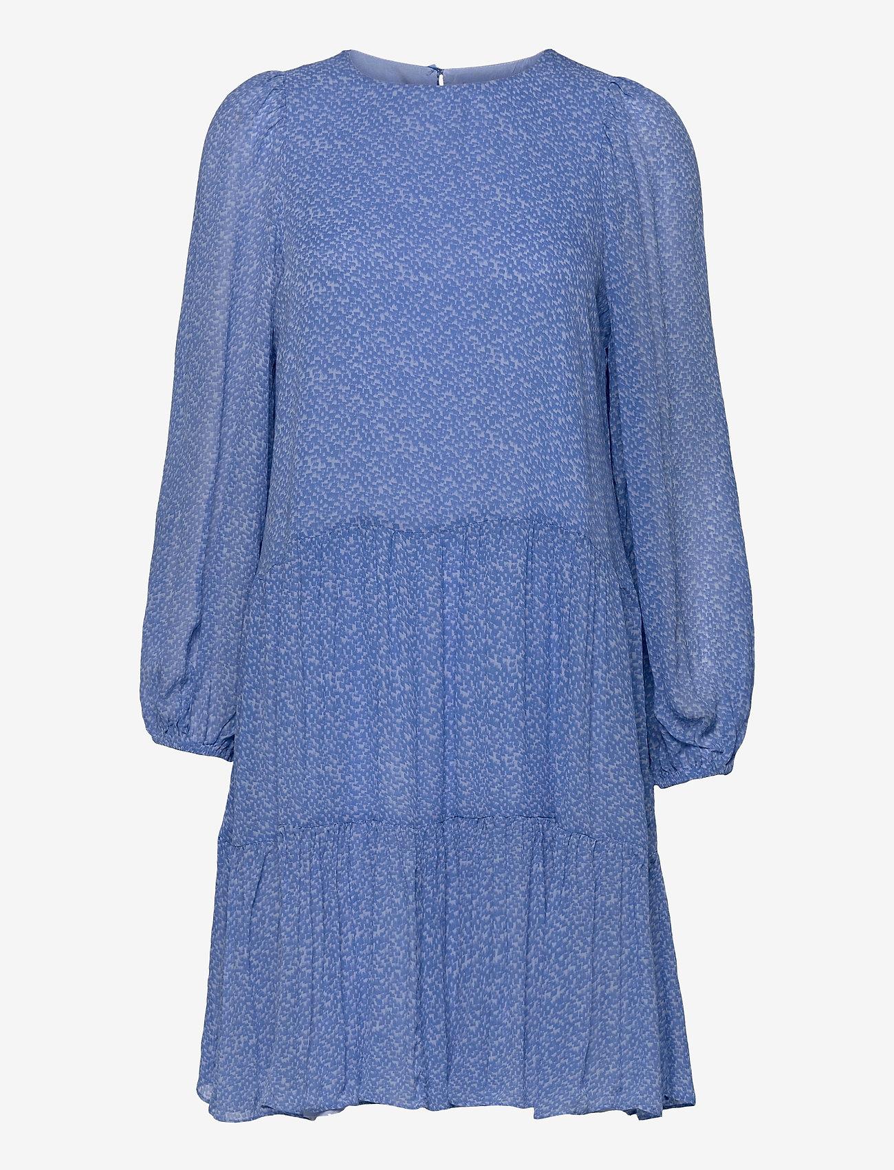 Second Female - Mano Dress - sommarklänningar - blue bonnet - 1