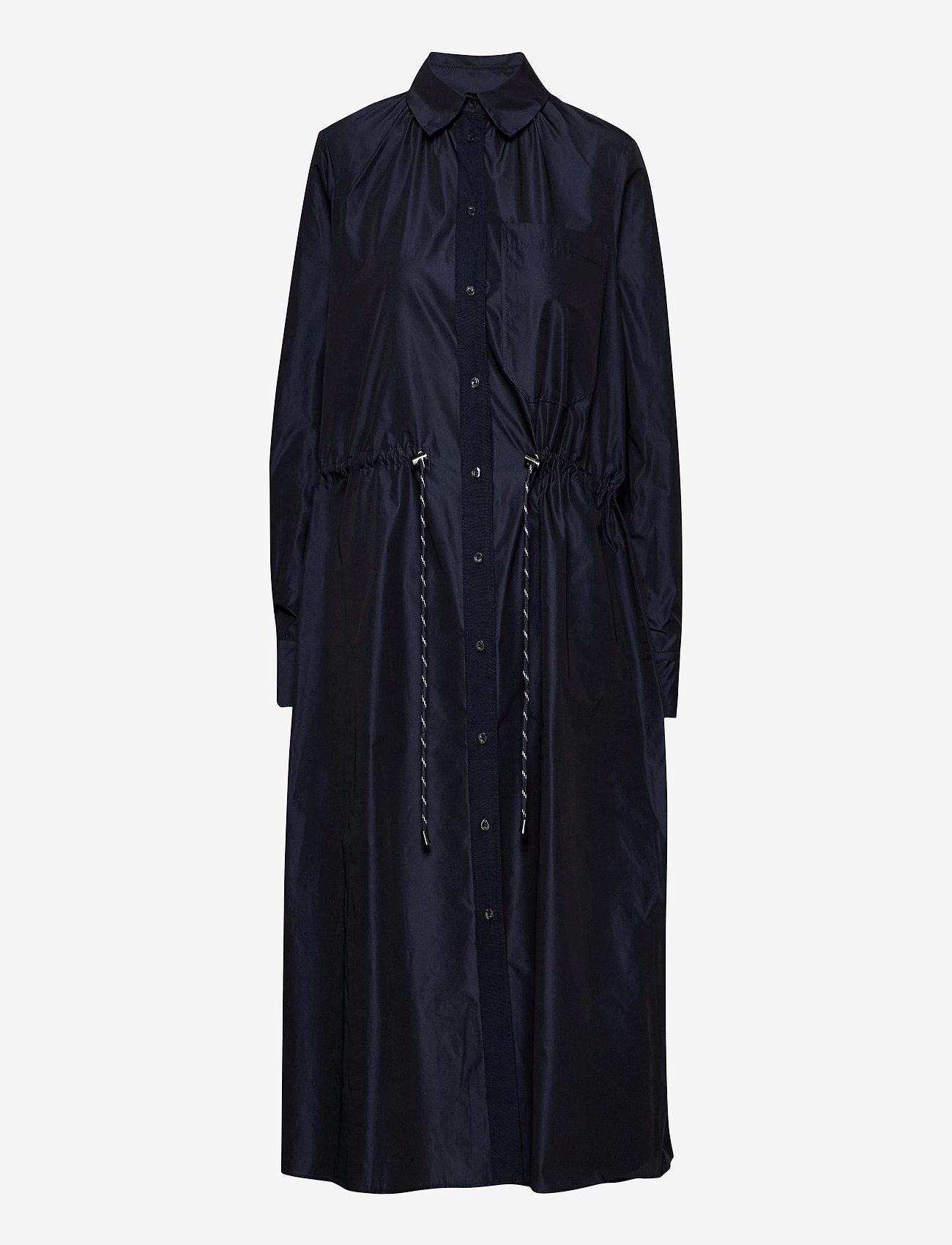 Second Female - Calypso Coat Dress - vardagsklänningar - deep well - 1